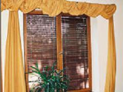 Жалюзи горизонтальные деревянные (бамбуковые)