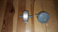 Фильтр жесткой очистки воды для магниторазрядных