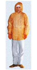 Куртка специальная пластикатовая