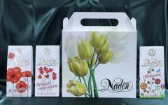 "Подаръчен комплект ""Чай торба No. 61"", 150 гр."
