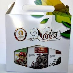 "Подаръчен комплект ""Чай торба No. 62"", 150 гр."