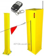Automatic hummock barrier of TS1-30