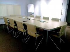 Table for conferences