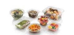 Ёмкости и упаковки для фруктов, овощей, продуктов,
