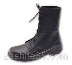 Ботинки Омон кожанные на ПУП