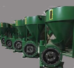 Машина для приготовления кормовых смесей для сельскохозяйственных животных
