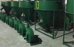 Установка для производства сухой кормовой смеси