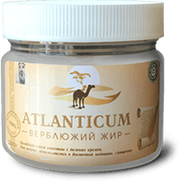 Atlanticum (Atlanticum) - a means to aching joints