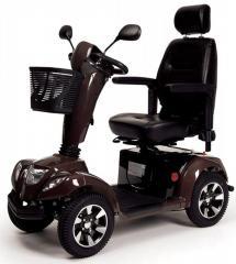 """Скутер для людей с ограниченными возможностями """"Carpo 4 Elit"""" с гарантией"""