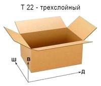 Гофроящик - Т 22 под заказ, 16378264