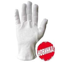 Перчатки официанта белые хб, 16378434