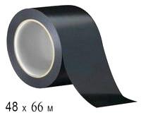Клейкая лента 48 × 66 м черный