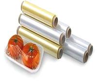 Пищевая пленка ПВХ 9 мк - 300 мм × 1500 м, 16378596
