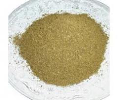 Flour, fodder meat-and-bone