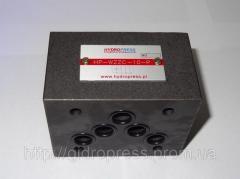 Клапан обратный модульного монтажа DN 10 WZZC-10-P