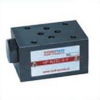 Клапан обратный модульного монтажа DN6 WZZC-6-B