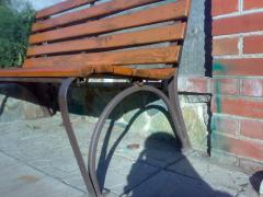 Конструкції металеві (колони, ферми, балки перекриттів)
