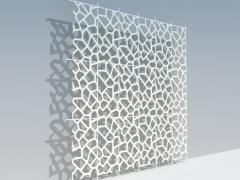 Decorative lattices