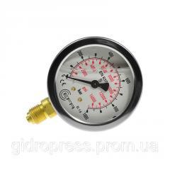Гидроинструменты: краны, клапана, манометры