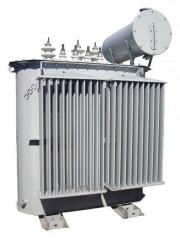 Трансформатор ТМ ТМГ ТМЗ (Трёхфазный силовой масляный понижающий трансформатор)
