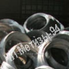 Проволока общего назначения 1,0 мм термически обработанная ГОСТ 3282-74, обычного качества (ок) низкоуглеродистая