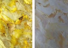 Каменный шпон Trans-Lucent Blanco 122x61 см