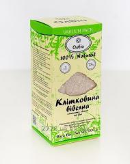 Первая в Украине настоящая овсяная клетчатка в вакуумной упаковке 500 г