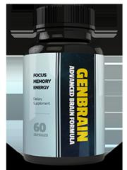 Brain - GenBrain (Брэйн - ГенБрейн) - капсулы для памяти