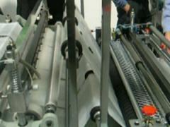 Контроллер машины для вырубки полиэтиленовых