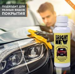 Bright New (New Bright) - restorer for cars