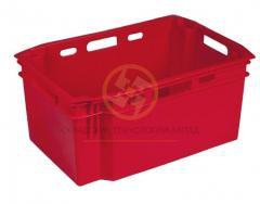 Пластиковые ящики с добавлением первичного и
