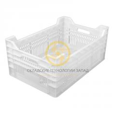 Пластиковые ящики для курицы 600х400х260/220