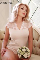Блуза Fleur Lingerie трикотаж Розмари