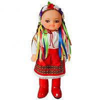 Кукла Украинка простому наряду, 35 см, В 219/2
