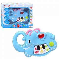 Игра ZYE 00030-3, 60шт, Умный Я, слоник, звук, свет, на бат-ках, в кор-ке, 21,5-5-17,5см
