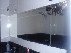 Зеркала ваную комнату с фацетом