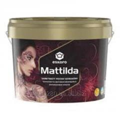 Eskaro Mattilda paint for walls and ceilings