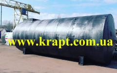 The tank for light V-50m.kub oil products