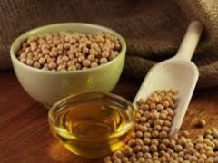 Soybean oil not refined