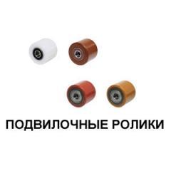 Privoluchnye rollers of polyurethane