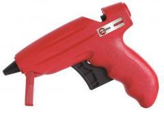 Клеевой пистолет 200Вт, 11.2мм, 12г/мин, 230В RT-1016