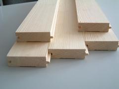 Suspended beam