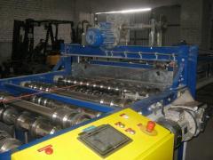 Автоматическая линия для производства профнастила T-14 EKO.