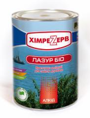 Biot's azure, Impregnation alkidny for