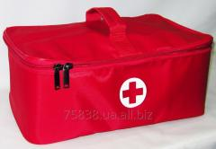 The first-aid kit is household