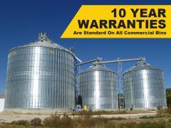 Оборудование для хранения зерна Sioux Steel (США)