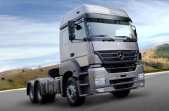 Гидравлический набор OMFB на Mercedes с