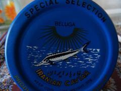Caviar sturgeon wild beluga and sturgeon