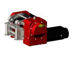 Гидравлическая лебедка OMFB ZH 2200 СE, мотор