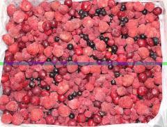 Смесь ягодная Ягодный микс замороженная